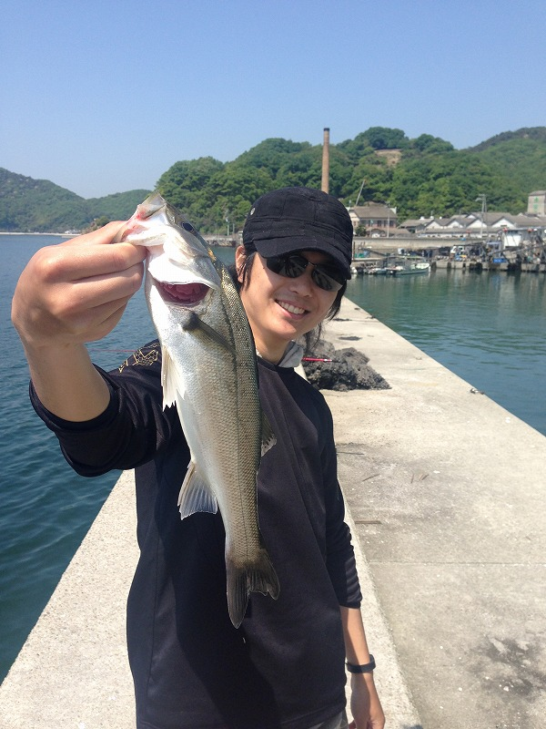 ゴールデンウィーク(釣り in赤穂)