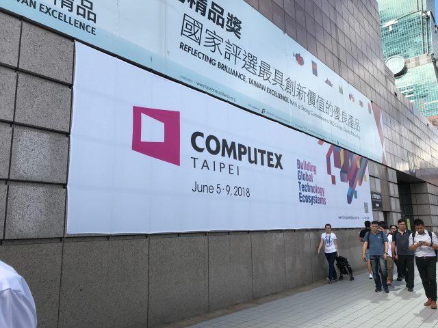 【台湾】COMPUTEX2018